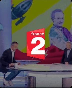France 2 – Ski-Mojo sur Télématin le 15.02.18