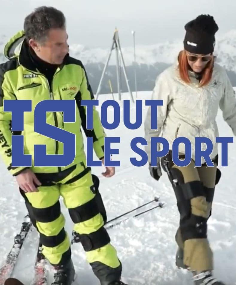 France 3 – Tout le Sport – Les exosquelettes boostent vos performances à ski