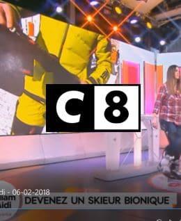 William à Midi : devenez un skieur bionique