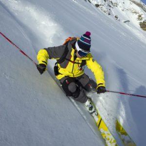 Ski~Mojo BLUE (poids de l'utilisateur inférieur à 55 kg)