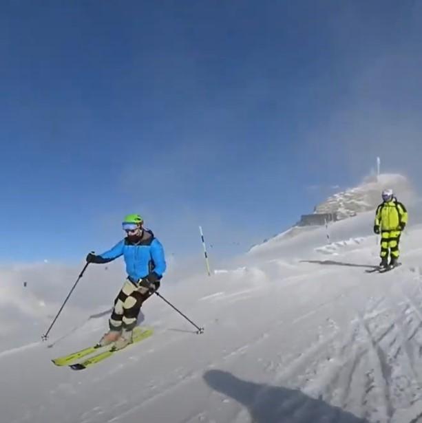 Skier sans ménisque et sans douleurs