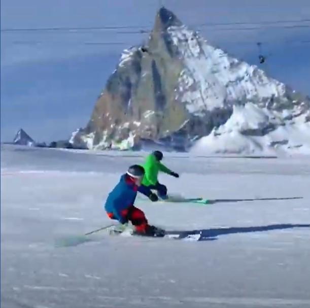 Ski~Mojo in Swedish