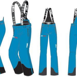 Pantalon VIST Ski~Mojo  Flame Ski Pant (Acompte)