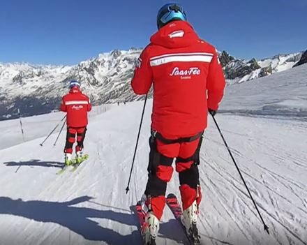 Gabriel Anthamatten shares his experience with Ski-Mojo. Crazy feeling.
